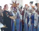 Студенти педагогічного коледжу заколядували Бердичевом!